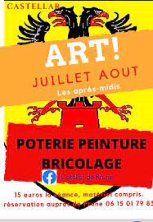 Art ! Ateliers