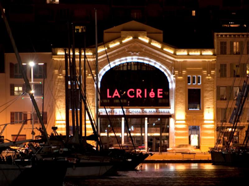 La Criée Théâtre National de Marseille