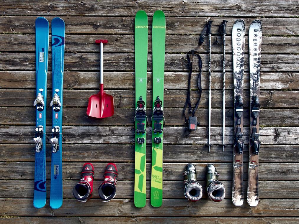Bourse aux ski