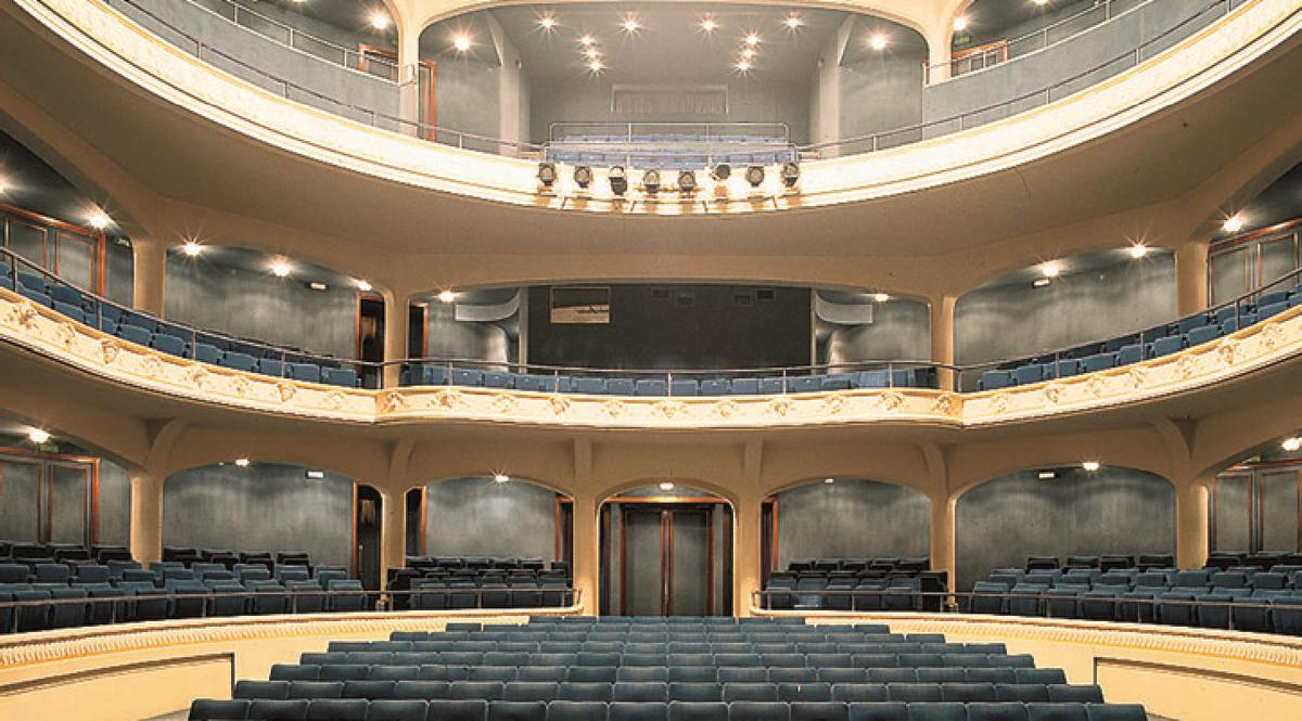 Théâtre Francis Palmero