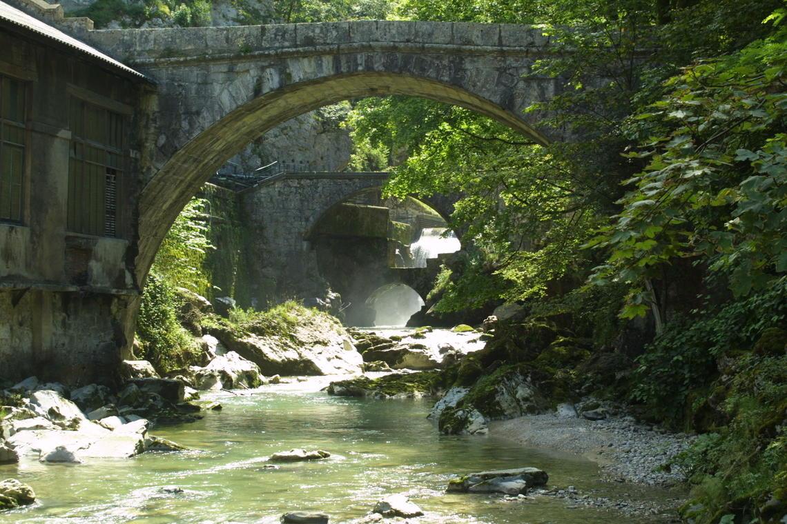 Ponts de Fourvoirie