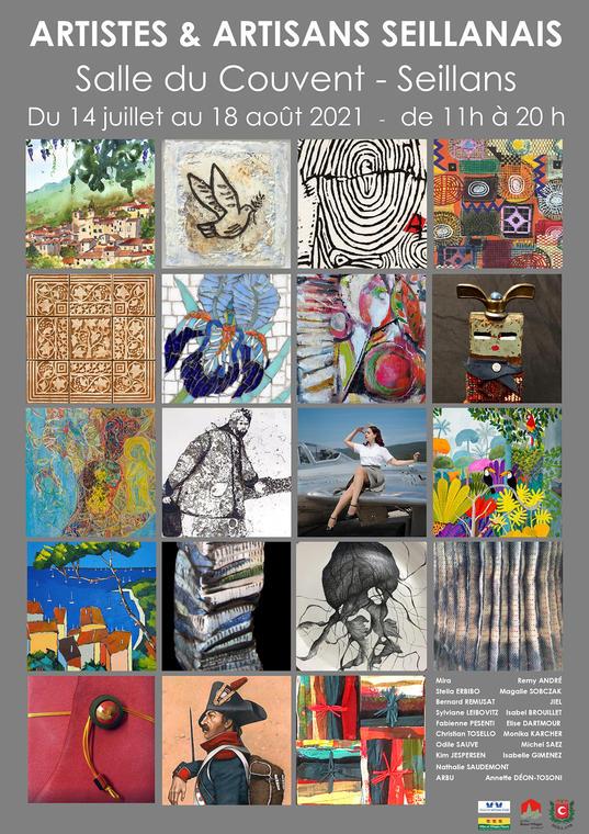 Artistes et Artisans d'Art Seillanais