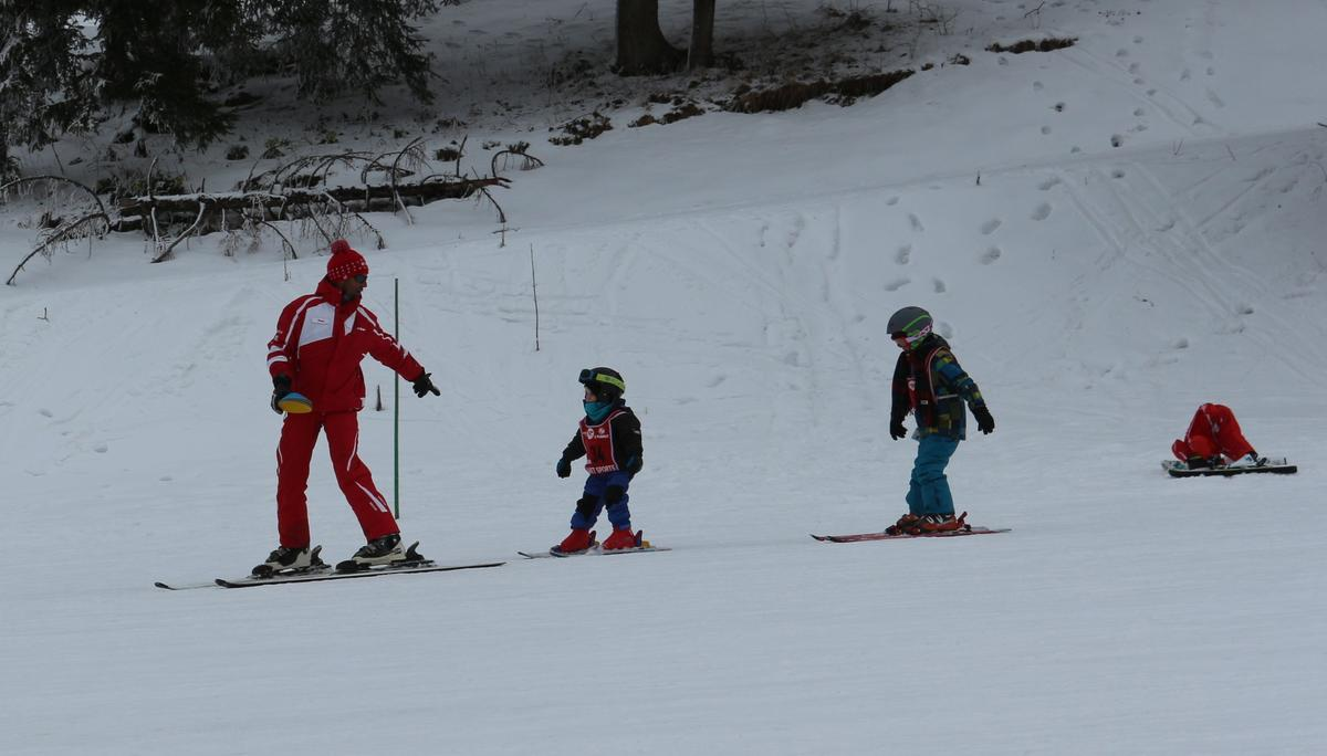 Ecole de Ski Français - St Pierre de Chartreuse