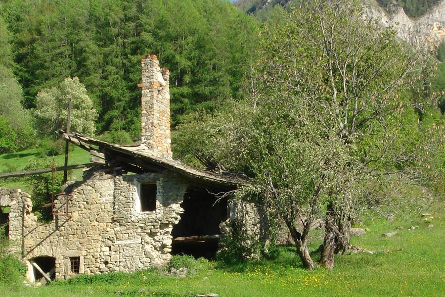 Ancien hameau de Costebelle