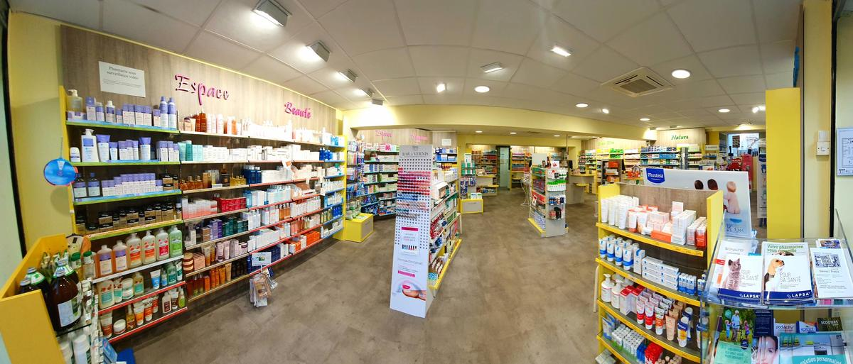 pharmacie paillet