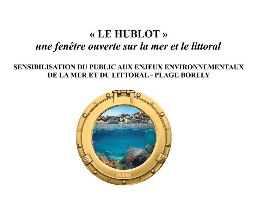 Le Hublot Ville de Marseille