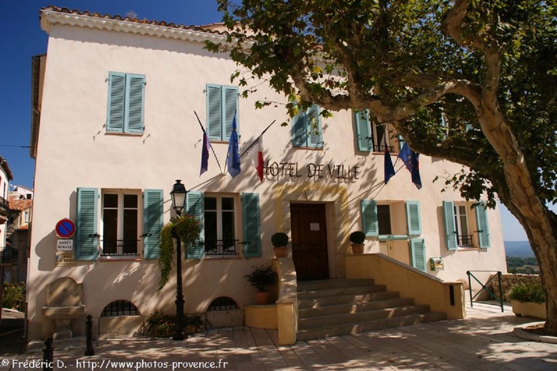 Hôtel de Ville de Tourrettes