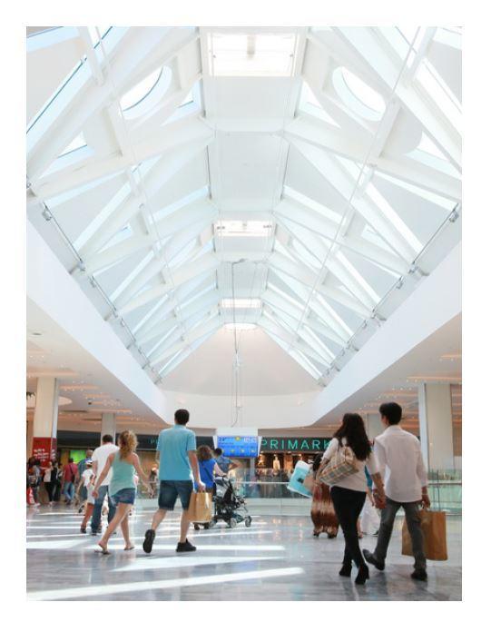 Centre commercial Grand Littoral Marseille
