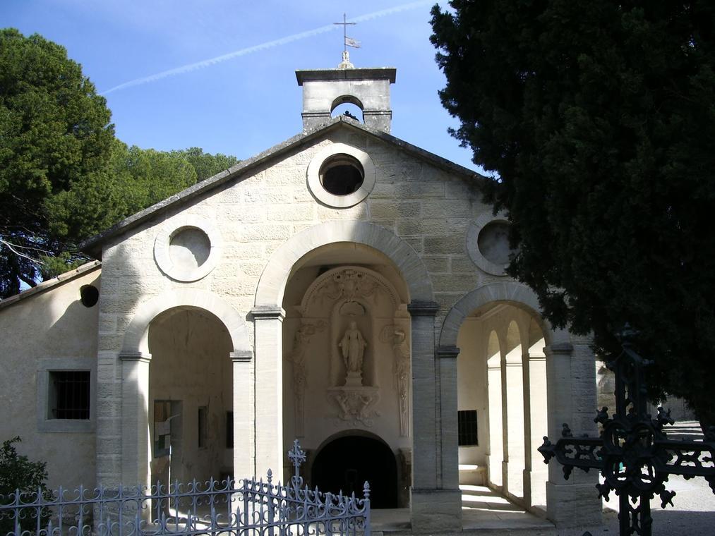 Notre Dame de Pareloup