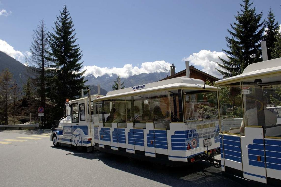 Train des Combins - Verbier