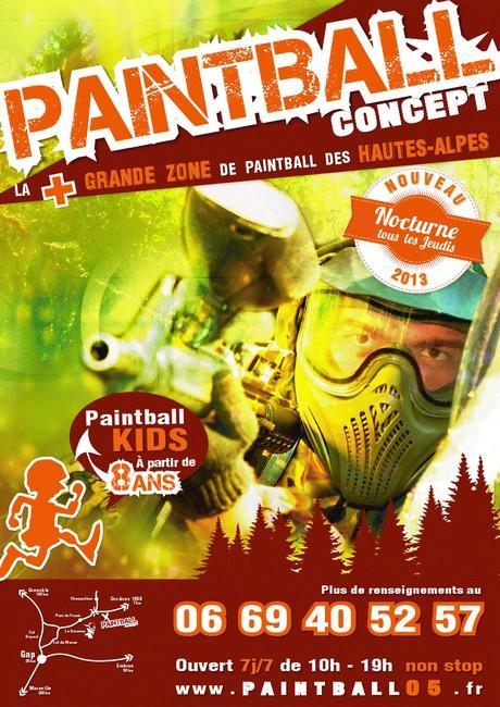 Painball Concept