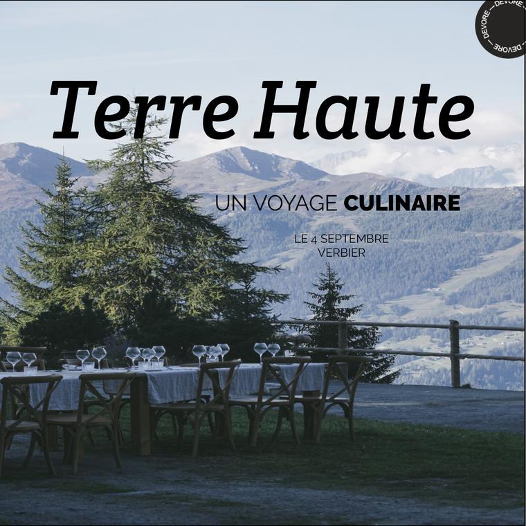 Terre Haute, un voyage culinaire.