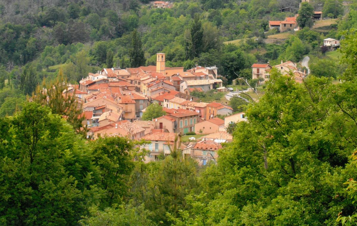 Village de Braux
