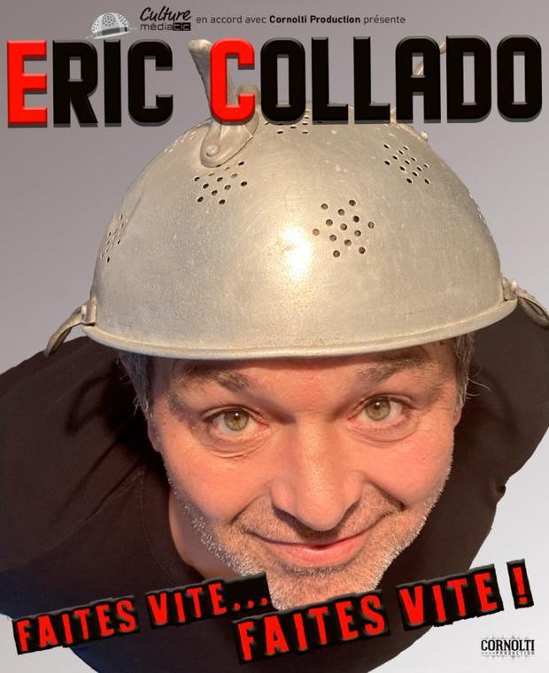 Eric Collado Spectacle La Crau