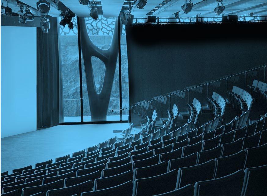 Auditorium du Mucem Marseille