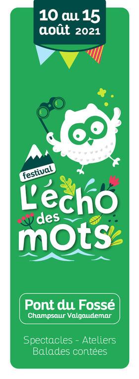 Festival L'Echo des mots