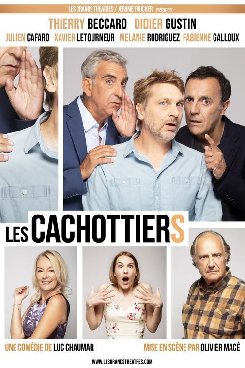 """Théâtre : """"Les cachotiers"""""""