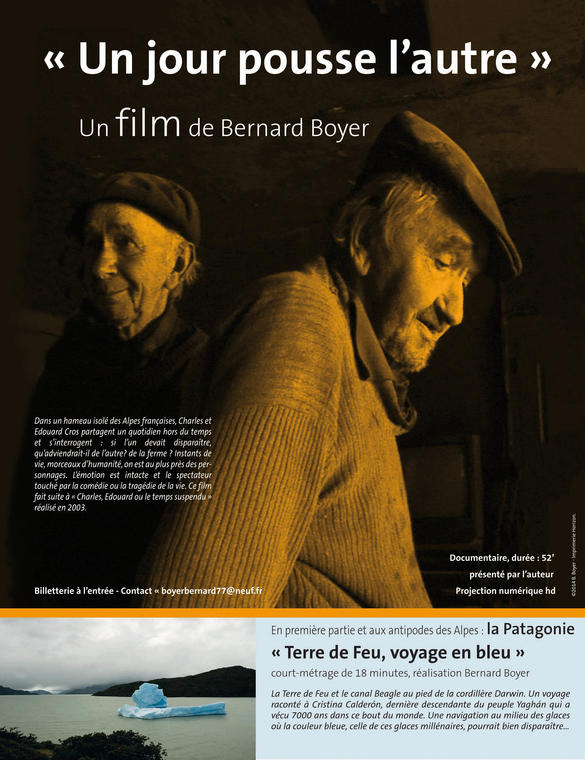 Films de Bernard Boyer