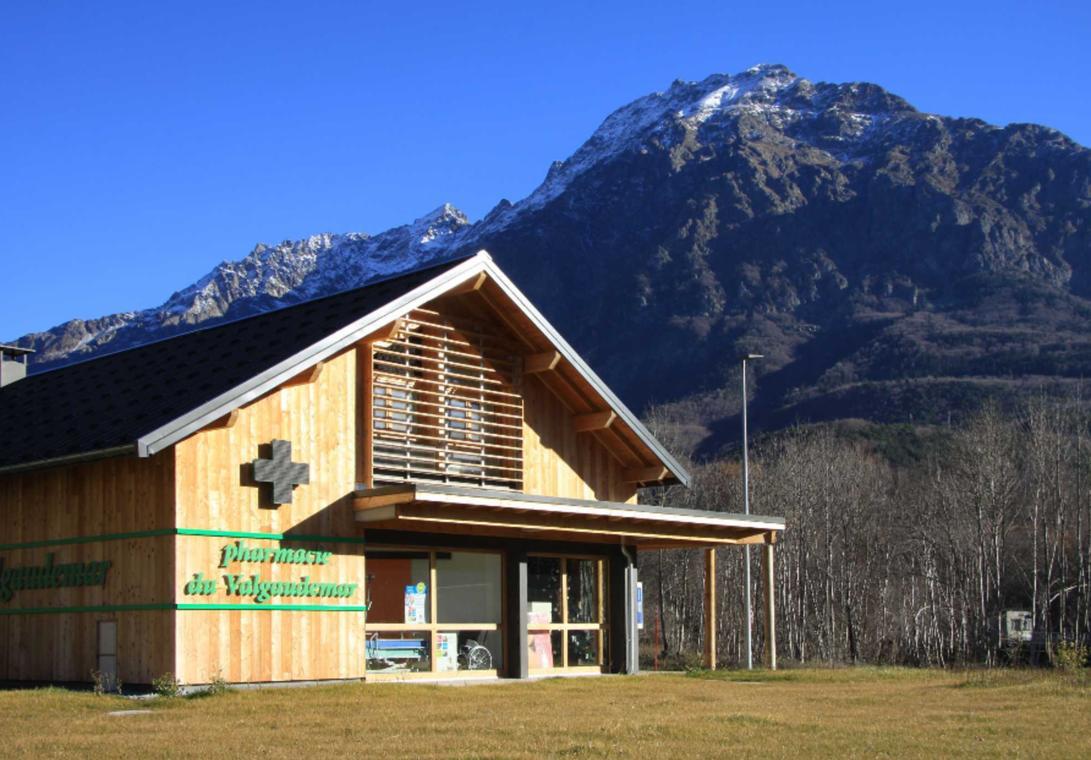 Pharmacie du Valgaudemar