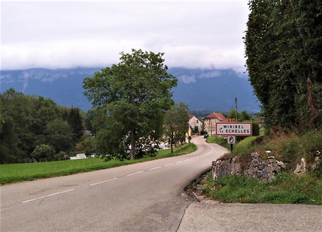 Village de Miribel les Echelles