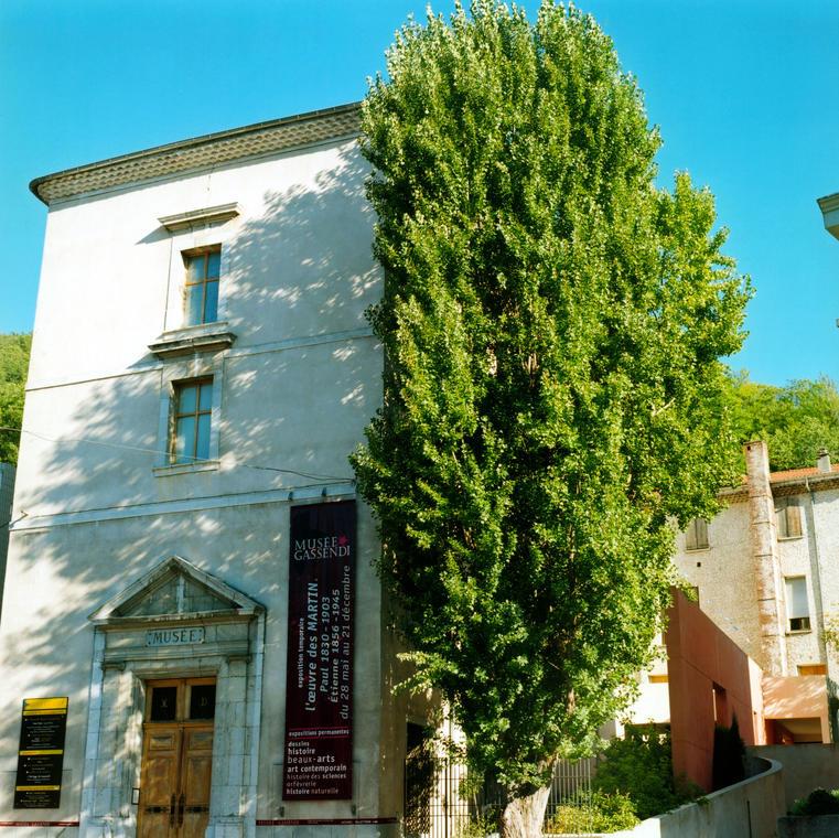 Musée Gassendi Façade