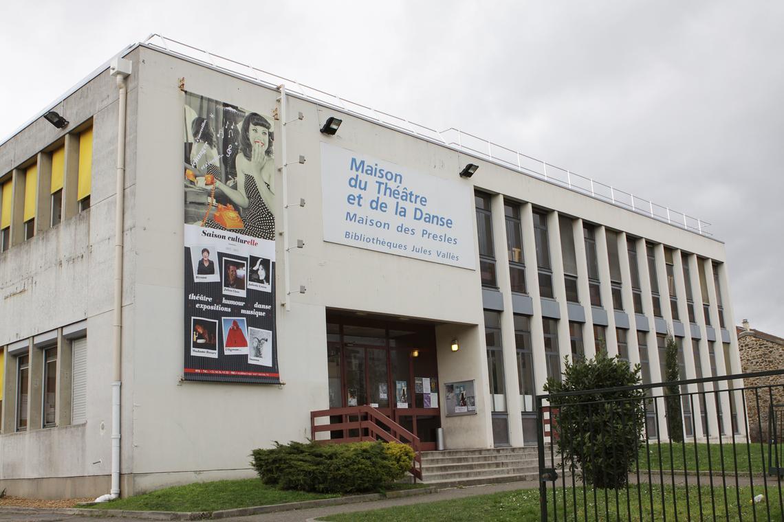 Maison du Théâtre et de la Danse (MTD) Epinay 93