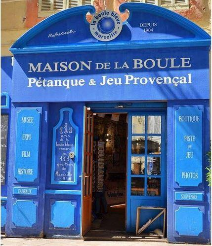 Maison de la Boule Marseille