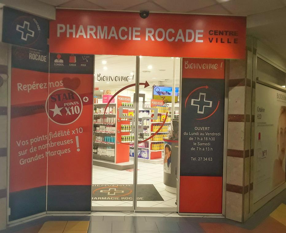 Entrée Pharmacie