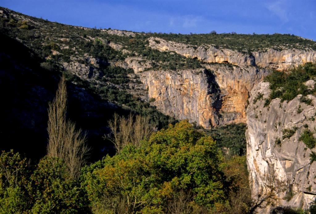 Sentier découverte des gorges de l'Aveyron
