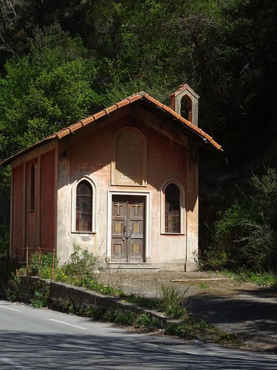 Chapelle Ste Thérèse de Lisieux - Piène Basse