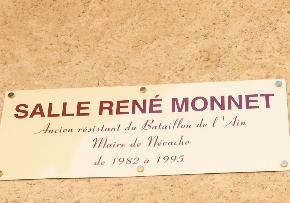 Salle René Monnet