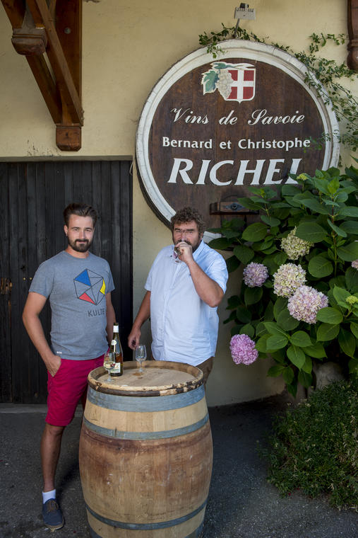 Fascinant Week-End au Domaine Richel