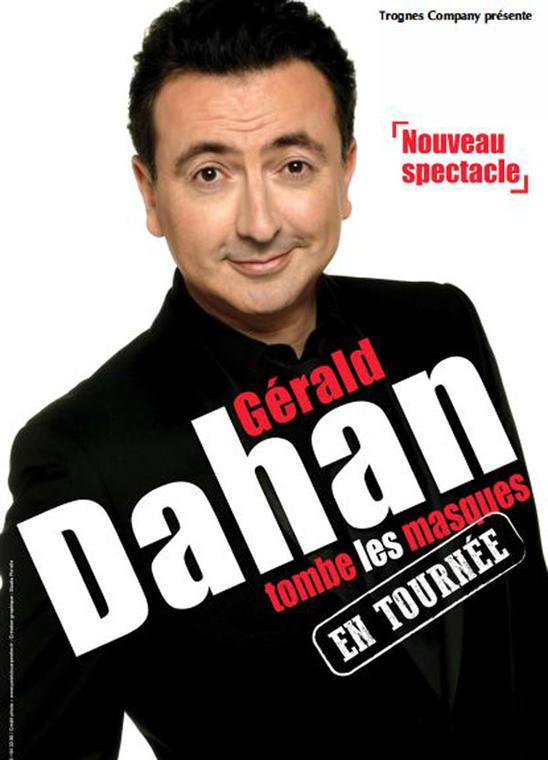 Spectacle Gérald Dahan