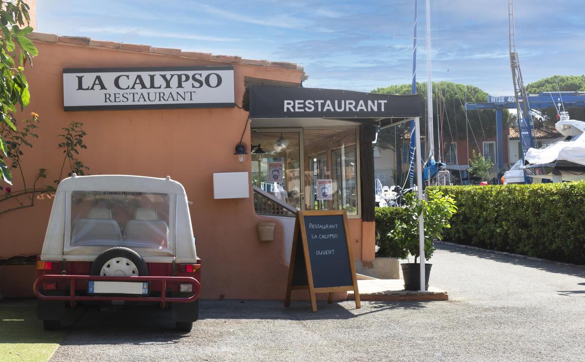 La Calypso Port Grimaud