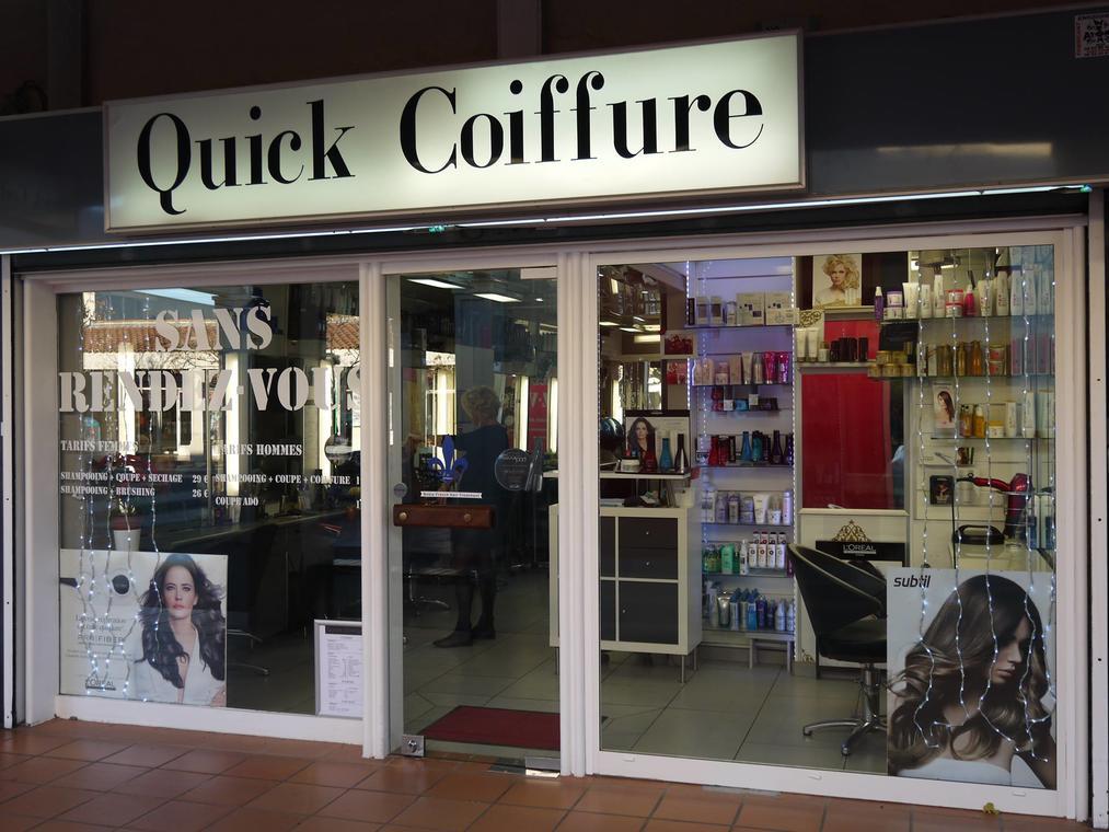 Quick coiffure