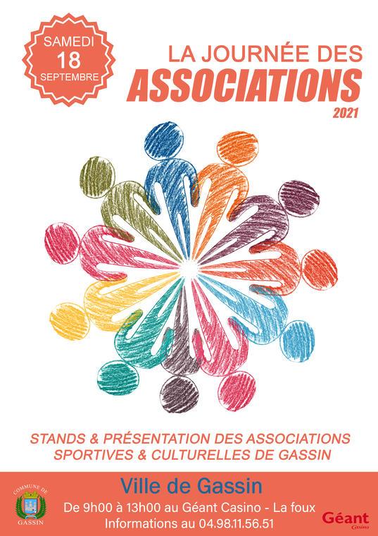 Journée des Associations de Gassin 2021