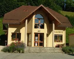 Mairie de St Pierre d'Entremont Savoie