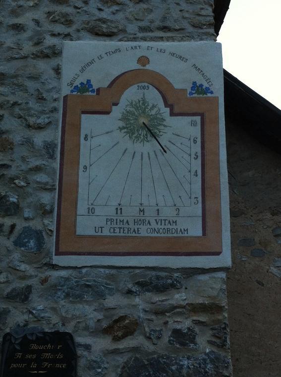cadran solaire