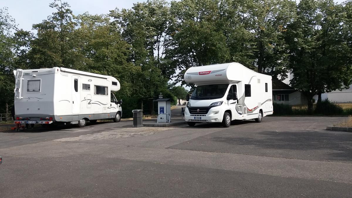 borne camping-car VC OTBBA