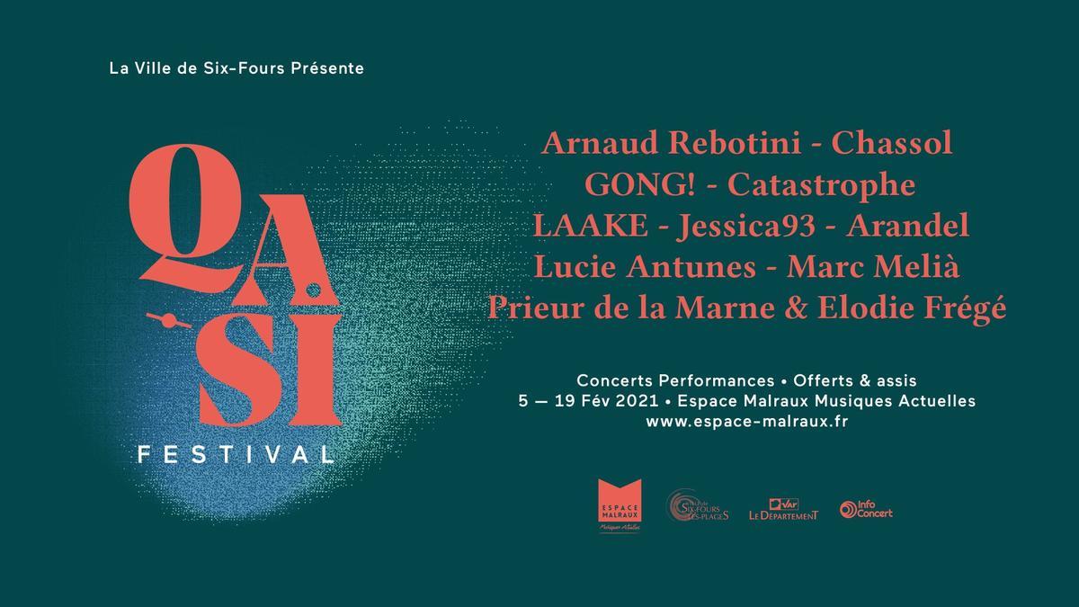 Agenda concerts performances espace Malraux Six Fours