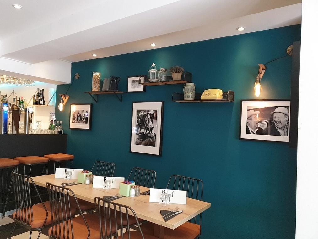 Pause Vintage - restaurant - Sanary sur Mer