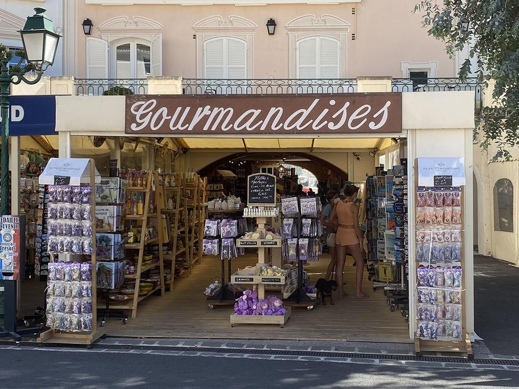 Gourmandises Port Grimaud
