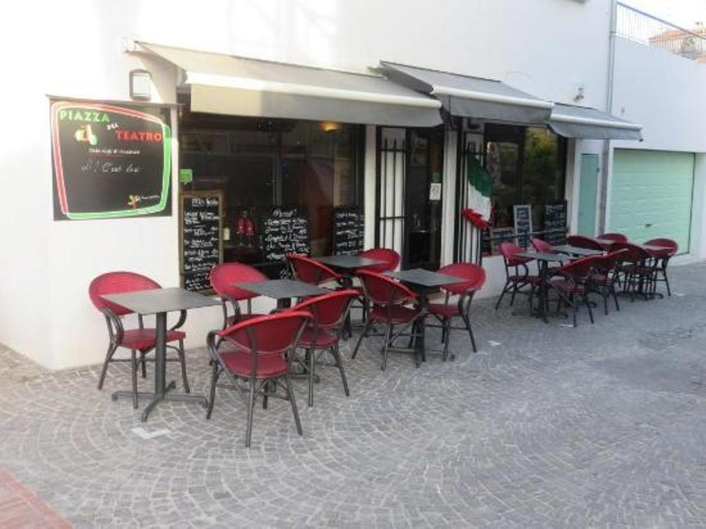 Piazza del Teatro - Restaurant - Sanary sur Mer