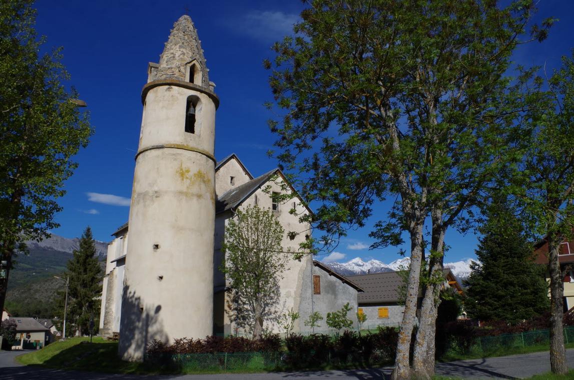 Eglise de Selonnet
