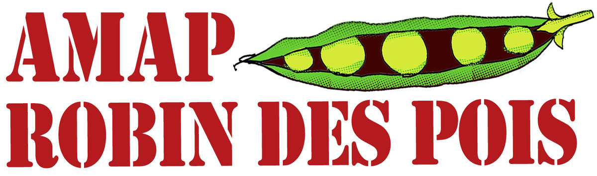 Logo AMAP Robin des Pois