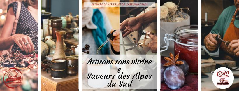 Saveurs et créateurs des Alpes du Sud
