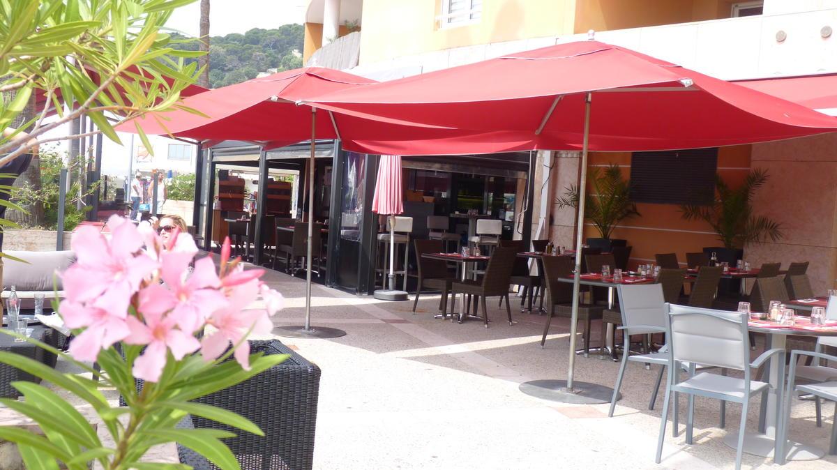 Dock's café Cap d'Ail