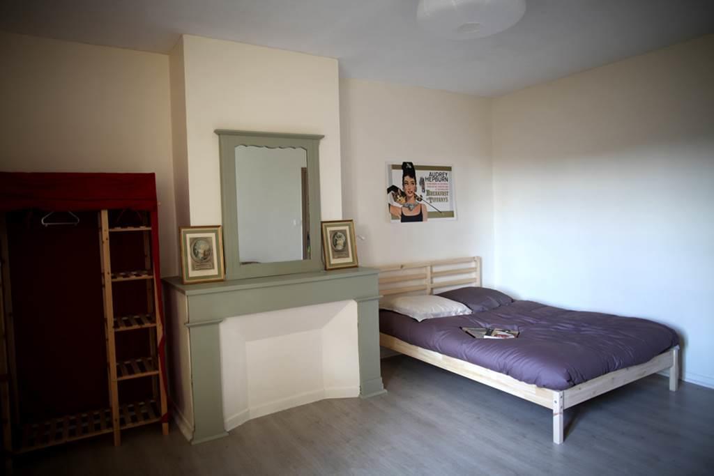 T1 indépendant dans maison centre ville Meublé Montauban