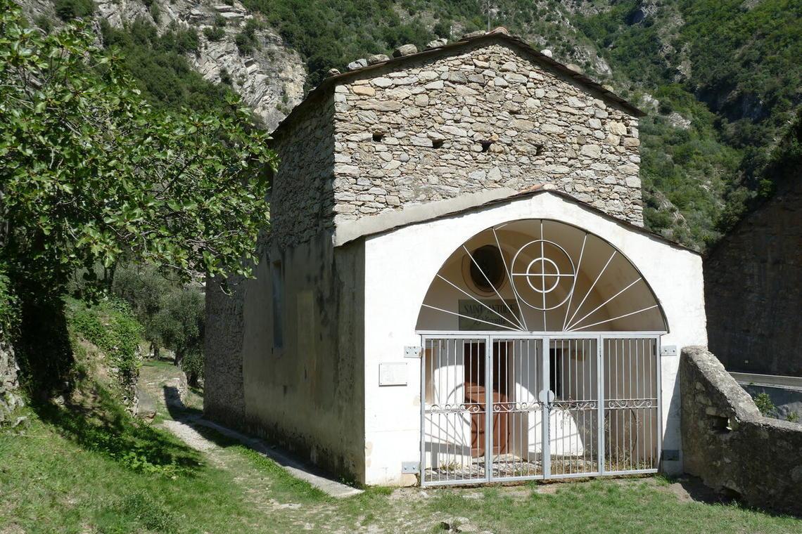 Chapelle St Antoine l'Ermite
