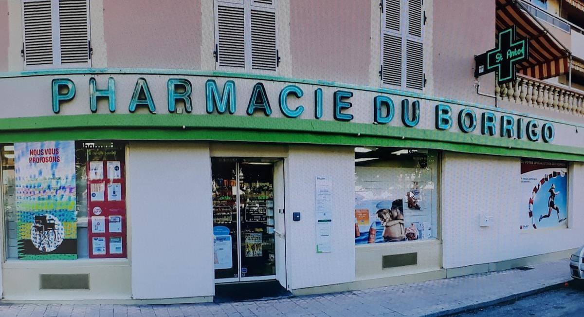 Pharmacie du Borrigo